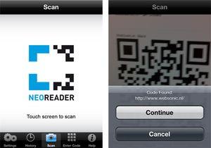QRCode-photo-neoreader_iphone
