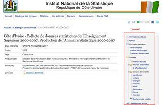 Exemple d'une documentation d'enquête au format DDI